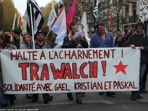 Manifestation pour les bretons