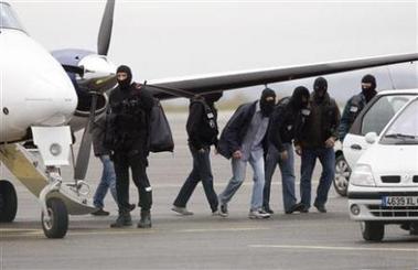 Transfert d'un arrêté basque
