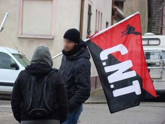 Manif pour Georges Cipriani