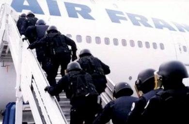 Renforts policiers en Martinique