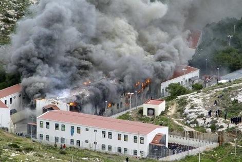 Prison de Lampedusa