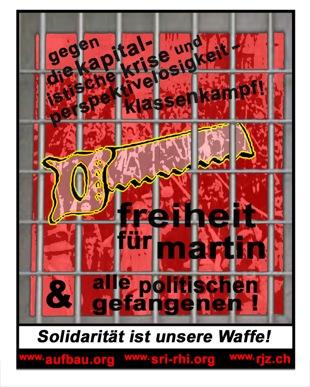 Affiche pour Martin