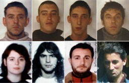 8 camarades arrêtés le 12 février en Italie