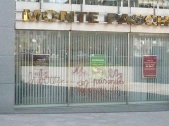 Bombage solidaire à Bruxelles pour les prisonniers italiens