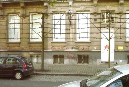 Bombage à Bruxelles pour les prisonniers italiens