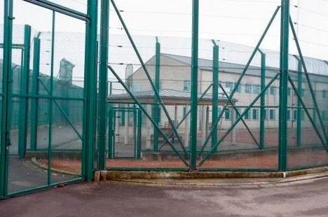 Centre fermé de Vottem