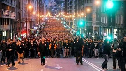 Manifestation pour Segi