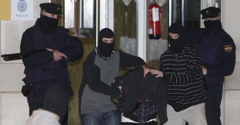 Arrestation des militants de SEGI