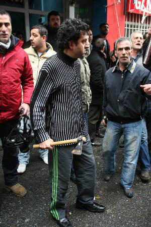 Militants fascistes turcs