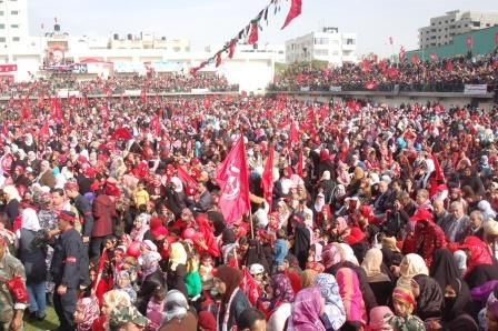 Manifestation du FPLP (archive)