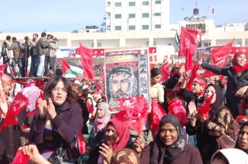 Manifestation du FPLP