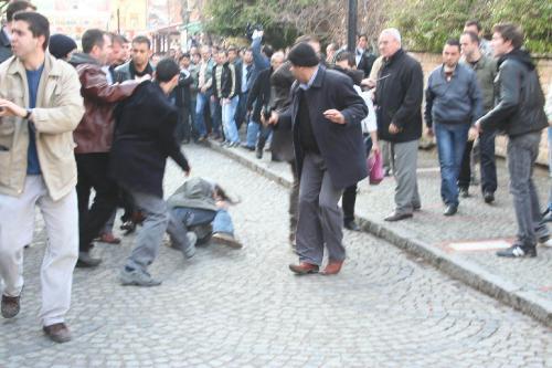 Lynchage à Edirne
