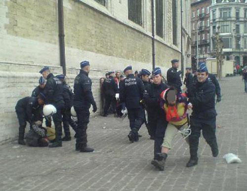 Arrestations au Carnaval hors contrôle