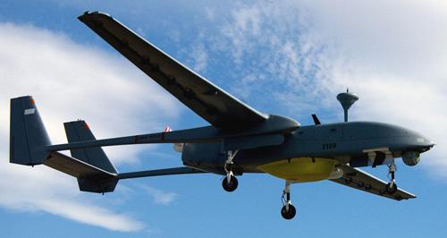 drone israelien Heron