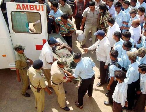 embuscade maoiste en inde