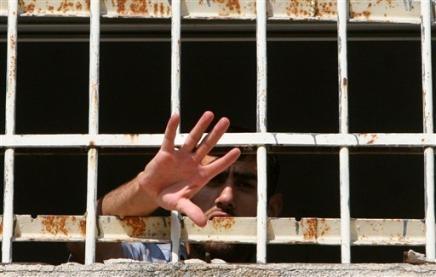 Prisonnier palestinien