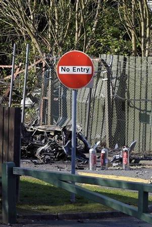 Attaque de la R.IRA à Holywood