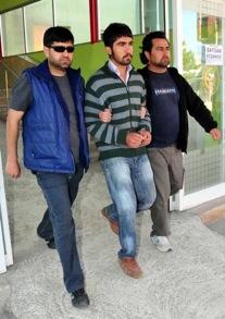 Arrestation d'un militant du PKK