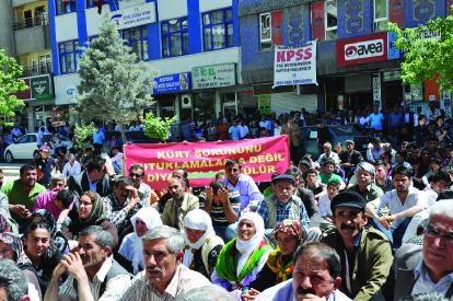 Manifestation pour le BDP