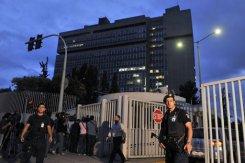 Ministère de la Protection du Citoyen à Athènes