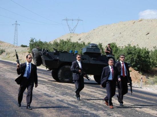 Embuscade du PKK sur l'axeTunceli-Elazigi