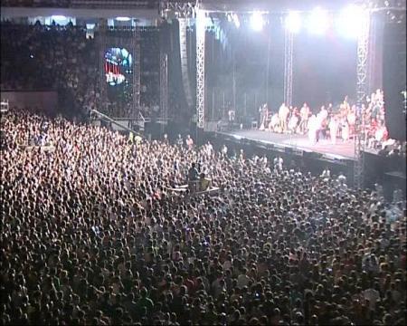 Concert anniversaire du groupe Yorum
