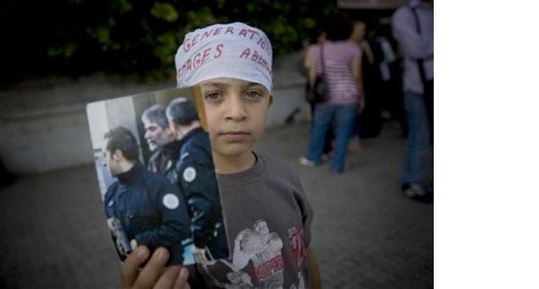 Rassemblement à Beyrouth pour Georges Ibrahim Abdallah