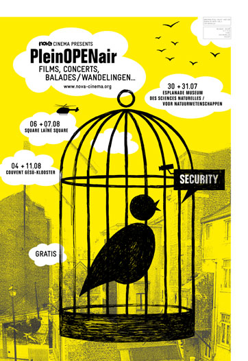 Programme PleinOPENair 2010