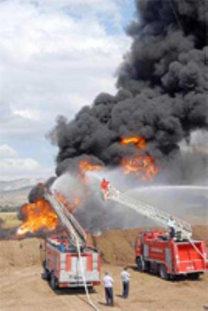 Explosion d'un oléoduc en Turquie