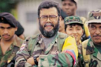 Alfonso Cano, principal dirigeant des FARC