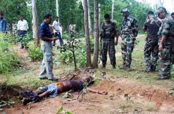 Mort d'Umakanta Mahato