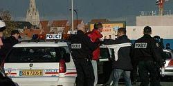 Incidents à la manifestation de Calais