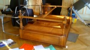 Bureau saccagé du maire UMP de Montelimar