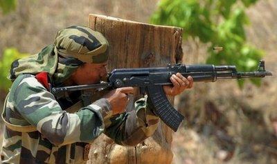 Paramilitaire indien