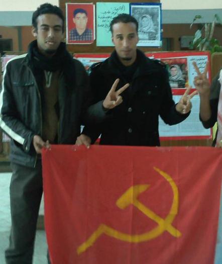 étudiants communistes marocains emprisonnés 1