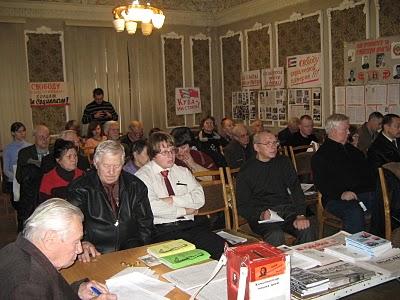 Conférence de Moscou pour les prisonniers politiques (2)