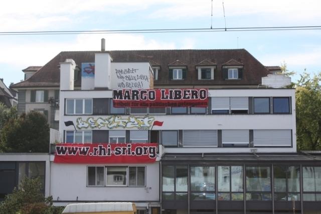 calicot Marco Libero en Suisse