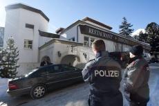 Explosion à Davos en marge du WEF