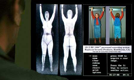 scanner corporel