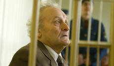 Kononov détenu à Riga