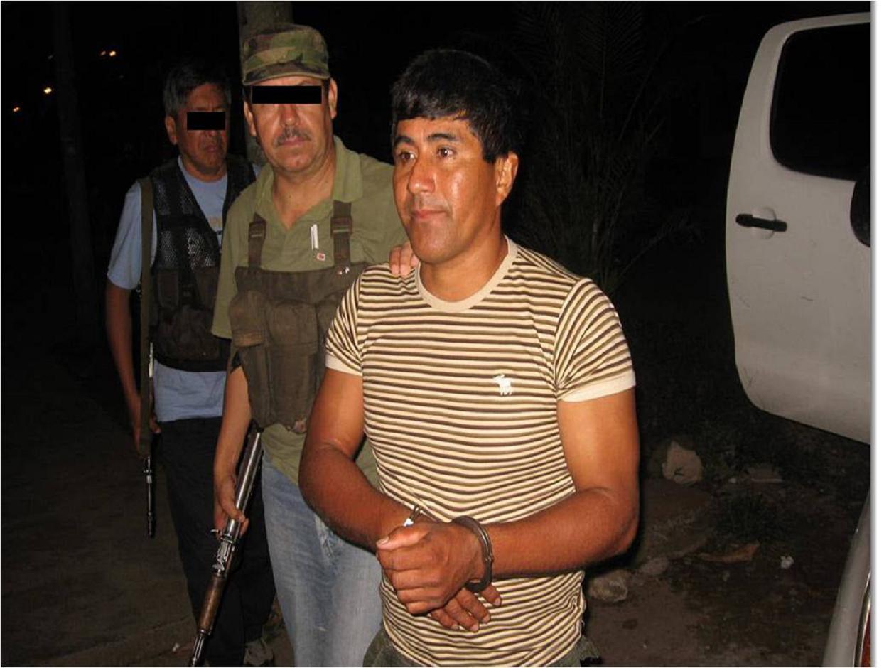 Arrestation d'un dirigeant maoiste au Pérou