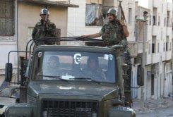 Répression à Banias