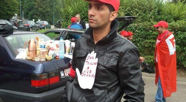 Grève chez Clariant Benelux