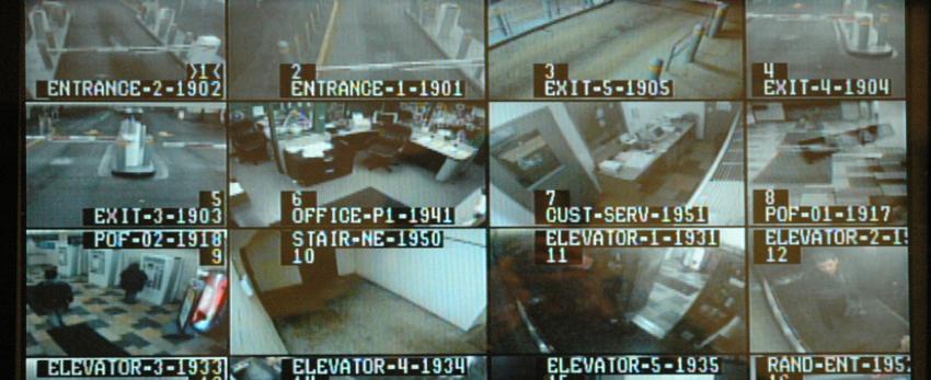 Caméras CCTV