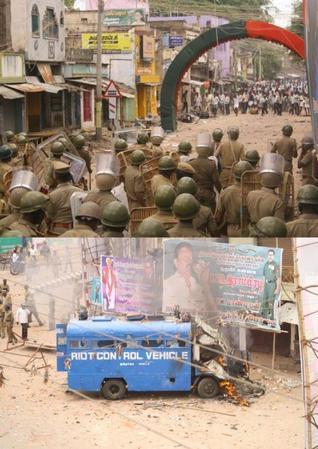 Mouvement tribal en Inde
