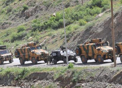 Opération de ratissage en Turquie