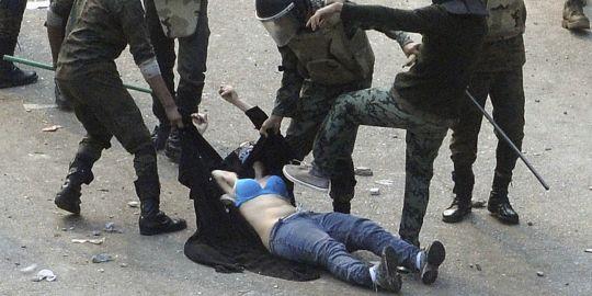 Répression en Egypte