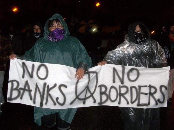 Manifestation Occupy