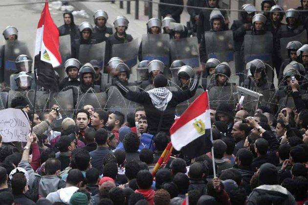 Affrontements en Egypte