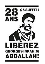 Pochoir Georges Ibrahim Abdallah